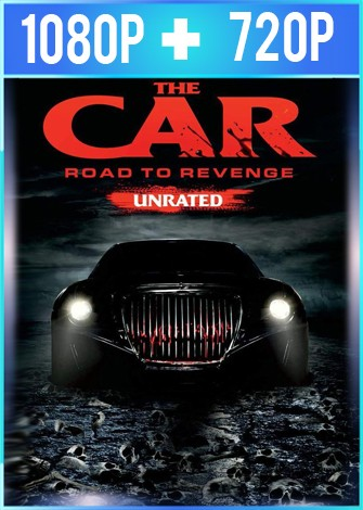 The Car Road to Revenge (2019) HD 1080p y 720p Latino Dual