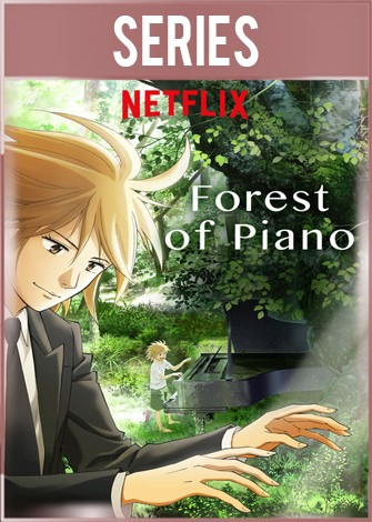The Piano Forest [El bosque del piano] Temporada 1 Completa HD 720p Latino Dual
