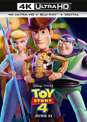 Toy Story 4 (2019) 4K Ultra HD Latino Dual