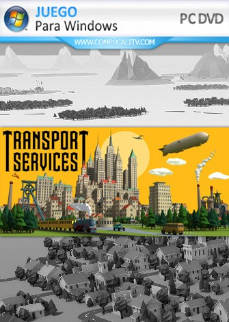 Transport Services (2019) PC Full Español