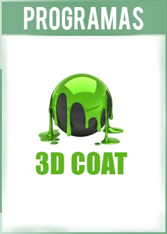 3D-Coat Versión 4.9.06 PC Full Español