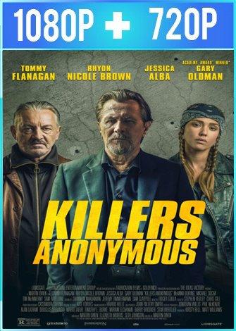 Asesinos anónimos (2019) HD 1080p y 720p Latino Dual