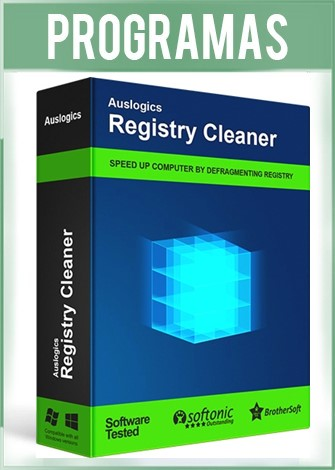 Auslogics Registry Cleaner Pro Full Español