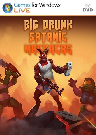 BDSM: Big Drunk Satanic Massacre (2019) PC Full Español