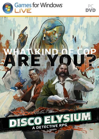 Disco Elysium (2019) PC Full