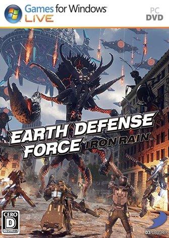 Earth Defense Force: Iron Rain (2019) PC Full Español
