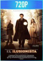 El ilusionista (2006) BRRip HD 720p Latino Dual
