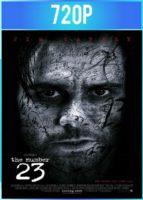 El número 23 (2007) BRRip HD 720p Latino Dual