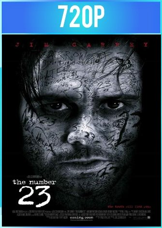 El número 23 (2007) BRRip HD 720p Latino Dual