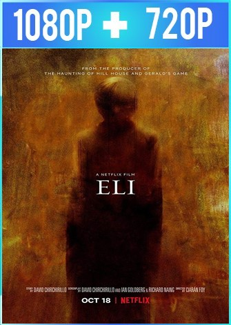 Eli (2019) [Netflix] HD 1080p y 720p Latino Dual