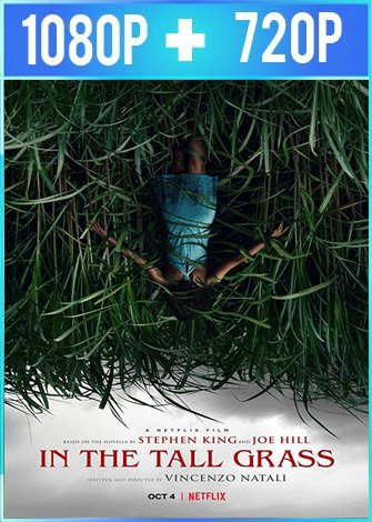 En la hierba alta [In the Tall Grass] (2019) HD 1080p y 720p Latino Dual