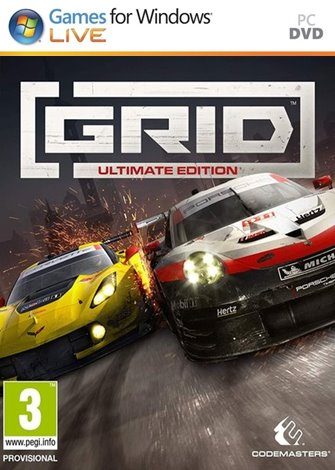 GRID (2019) PC Full Español