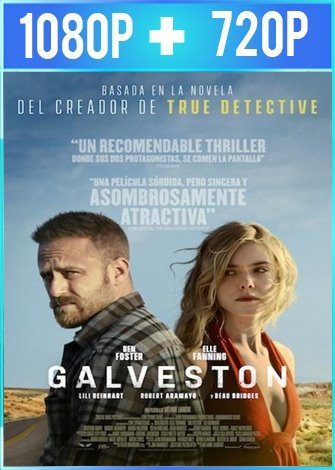 Galveston (2018) HD 1080p y 720p Latino Dual