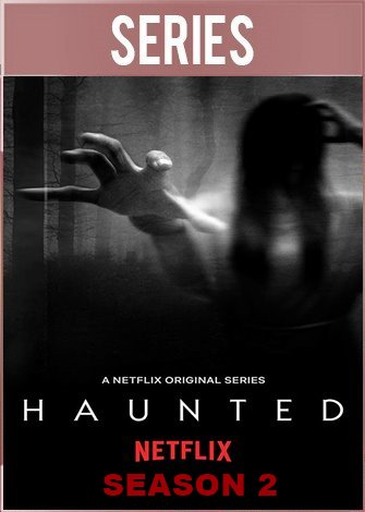 Haunted [Lo que vi] Temporada 2 (2019) HD 720p Latino Dual