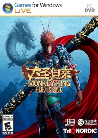 Monkey King: Hero is Back (2019) PC Full Español