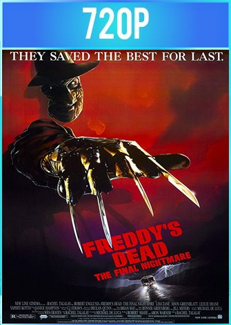 Pesadilla 6: La muerte de Freddy (1991) BRRip HD 720p Latino Dual