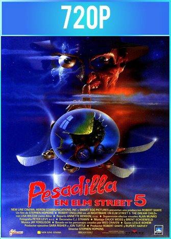 Pesadilla en Elm Street 5: El niño de los sueños (1989) HD 720p Latino Dual