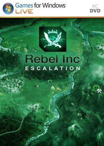 Rebel Inc: Escalation PC Game Español