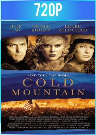 Regreso a Cold Mountain (2003) BRRip HD 720p Latino Dual