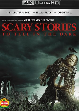 Scary Stories to Tell in the Dark (2019) 4K Ultra HD [HDR] Latino Dual