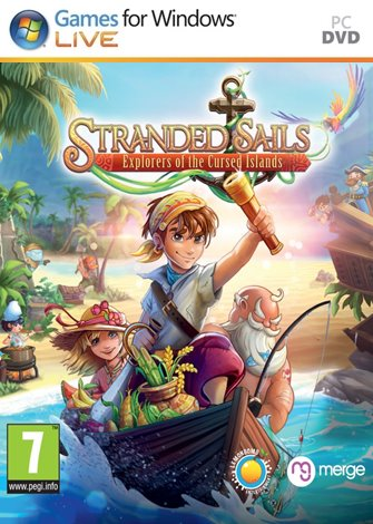 Stranded Sails - Explorers of the Cursed Islands (2019) PC Full Español
