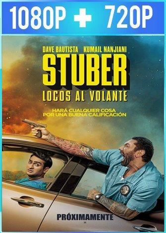 Stuber: locos al volante (2019) HD 1080p y 720p Latino Dual