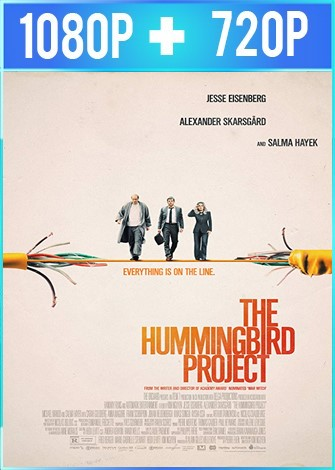 The Hummingbird Project (2018) HD 1080p y 720p Latino Dual