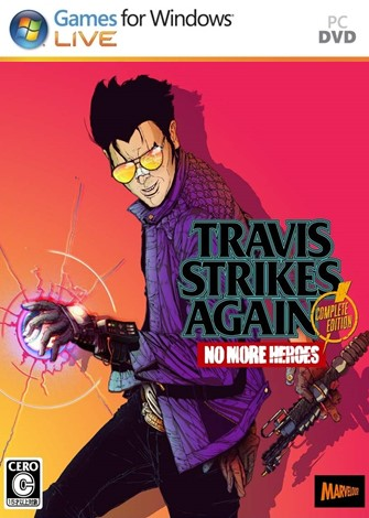 Travis Strikes Again: No More Heroes Complete Edition (2019) PC Full Español