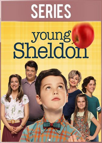 Young Sheldon Temporada 3 HD 720p Latino Dual