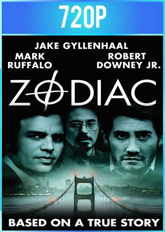 Zodiaco (2007) Director's Cut BRRip HD 720p Latino Dual