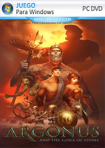 Argonus and the Gods of Stone (2019) PC Full Español