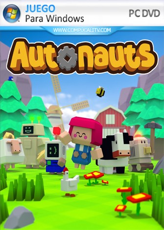 Autonauts (2019) PC Full Español
