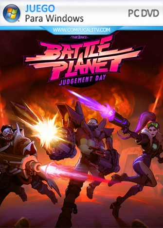 Battle Planet Judgement Day (2019) PC Full Español