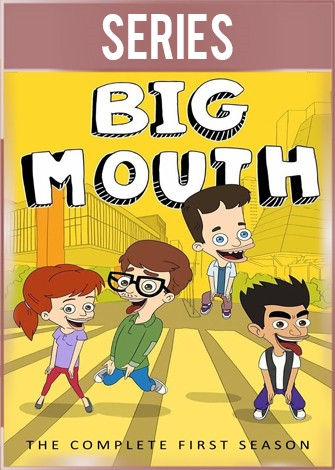 Big Mouth Temporada 1 Completa HD 720p Latino Dual