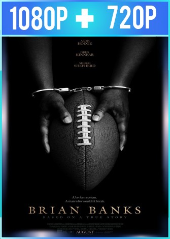 Brian Banks (2018) HD 1080p y 720p Latino Dual