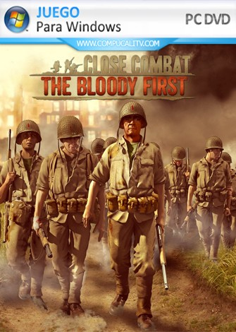Close Combat The Bloody First (2019) PC Full Español