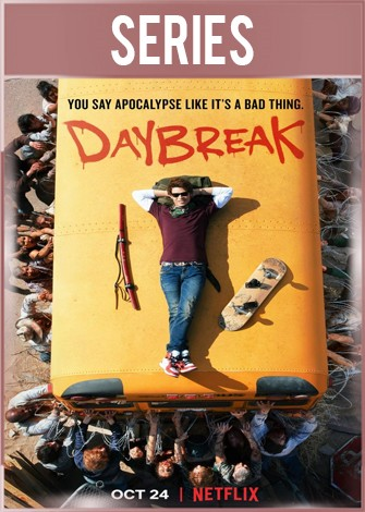 Daybreak Temporada 1 Completa HD 720p Latino Dual