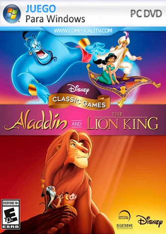 Disney Classic Games Aladdin and The Lion King (2019) PC Full Español