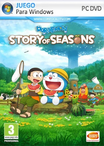DORAEMON STORY OF SEASONS (2019) PC Full Español