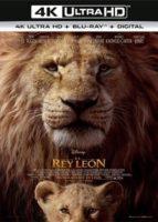 El rey león (2019) 4K Ultra HD Latino Dual