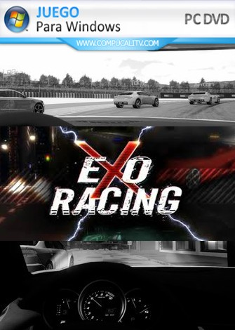 Exo Racing (2019) PC Full