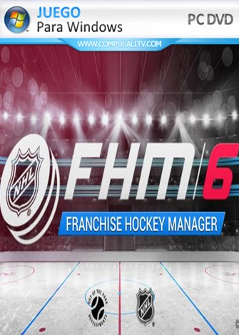 Franchise Hockey Manager 6 (2019) PC Full