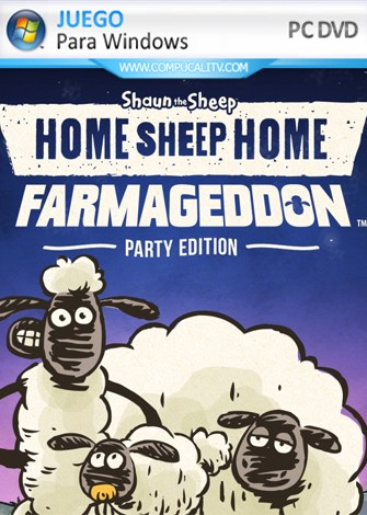 Home Sheep Home: Farmageddon Party Edition PC Full Español