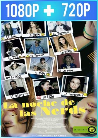 La noche de las nerds (2019) HD 1080p y 720p Latino Dual