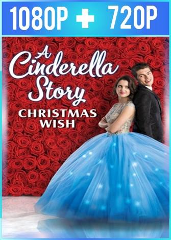 La nueva Cenicienta Un deseo de Navidad (2019) HD 1080p y 720p Latino Dual