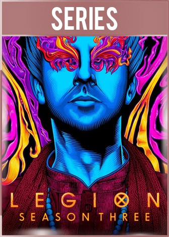 Legión Temporada 3 Completa HD 720p Latino Dual