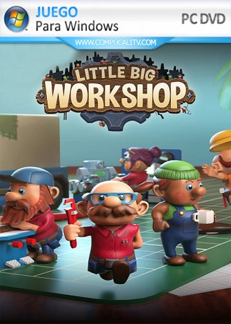 Little Big Workshop (2019) PC Full Español