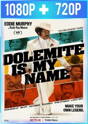 Mi nombre es Dolemite (2019) HD 1080p y 720p Latino Dual