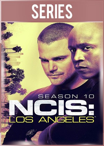NCIS Los Ángeles Temporada 10 Completa HD 720p Latino Dual