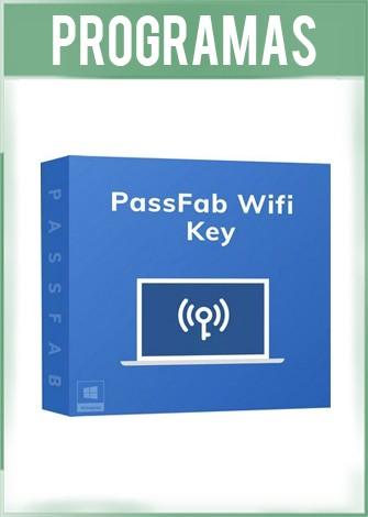PassFab Wifi Key Versión 1.0.0.9 Full Español